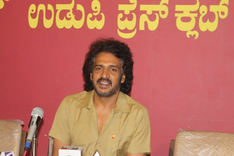 Multiplying money by making politics as a business - Actor turned Politician Upendra