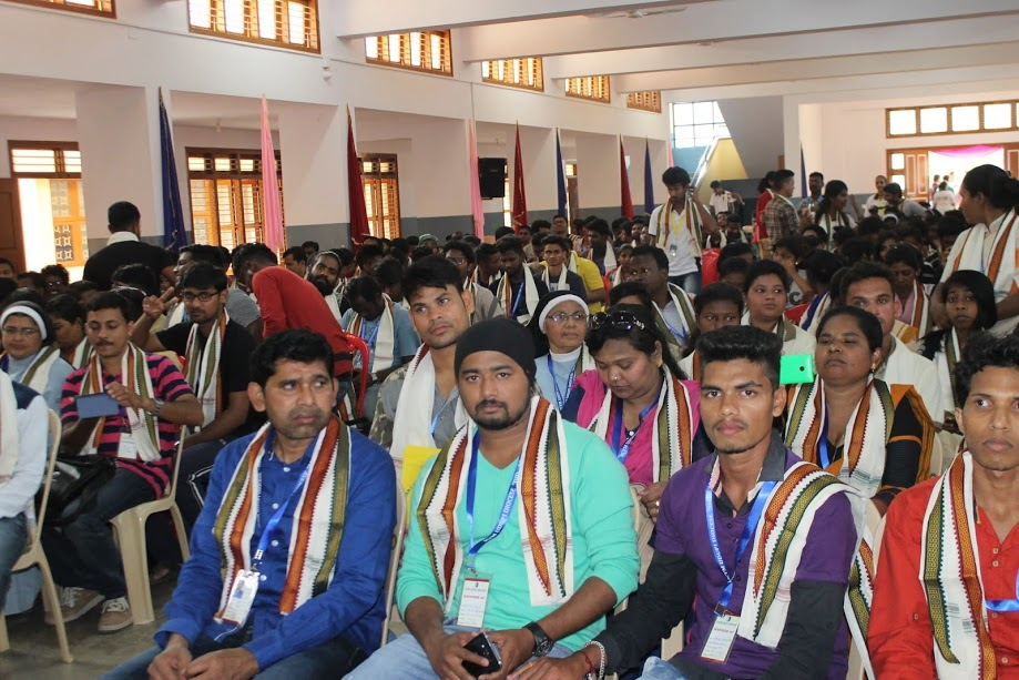 Diocesan ICYM welcomes youth delegates across India to Udupi Diocese