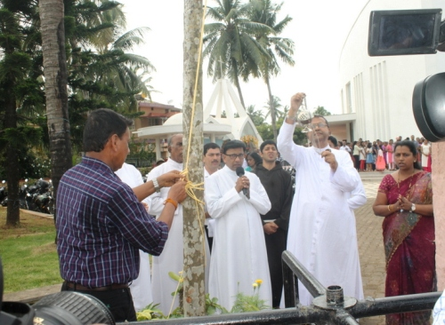 Nine Day Noverna Services inaugurates at Stella Maris Church, Kalmady