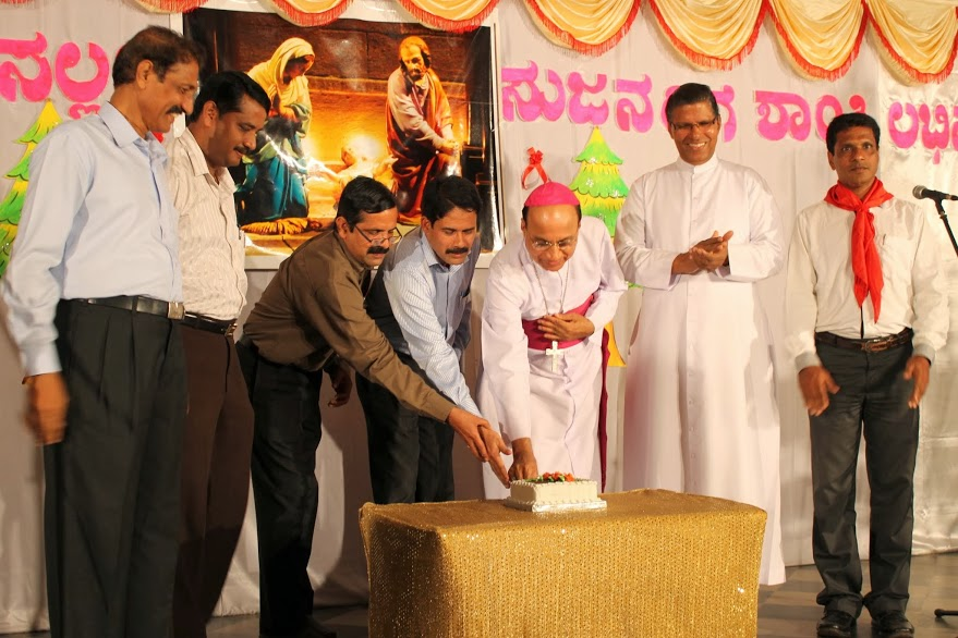 Inter Religion (Sarvadharma) Christmas Celebrations held at Udupi