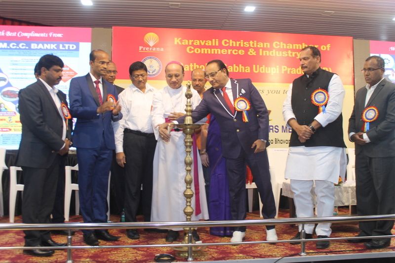 Prerana Christian Entrepreneurs meet 2019 held at Udupi