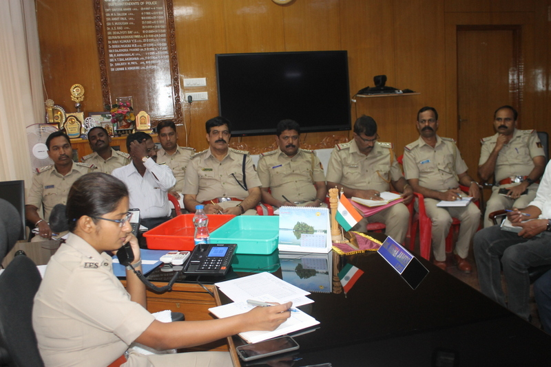 Special police team to be formed to restrain illegal activities in the district - SP Nisha James IPS