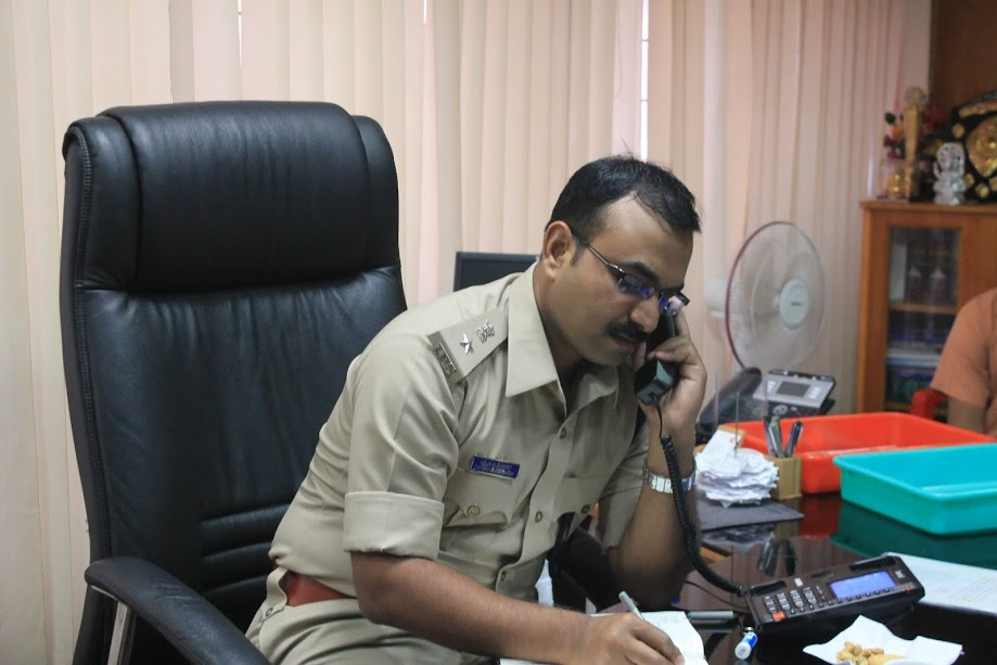 New Beat Policing System to be introduced within February - Laxman B. Nimbargi, District SP