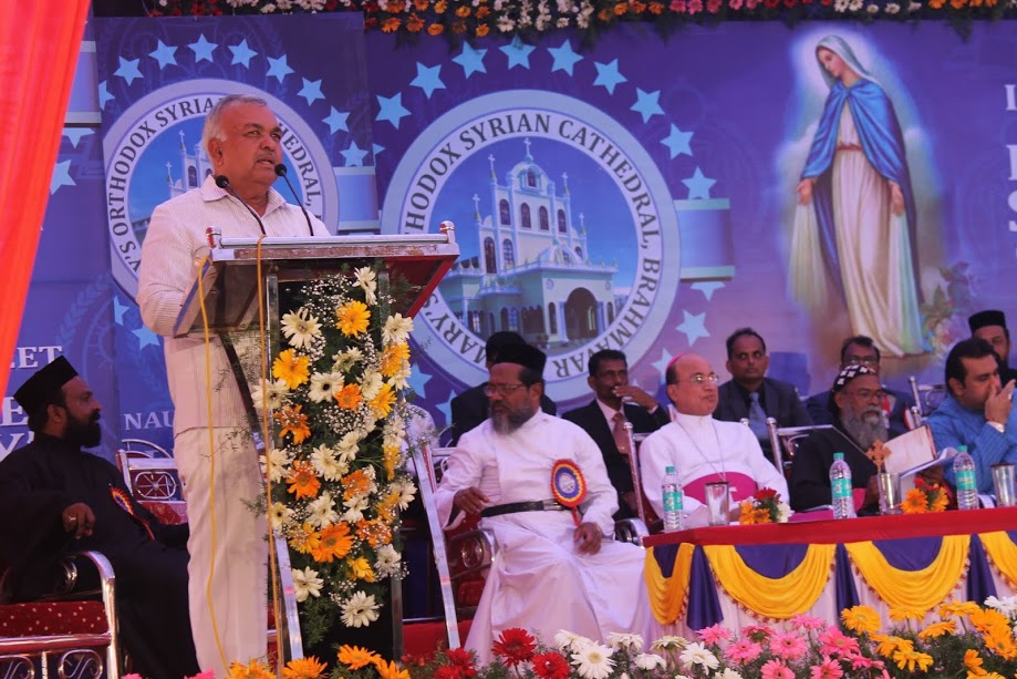 The Christian Missionaries contributed various services for the growth of the country - Ramalinga Reddy, Home Minister