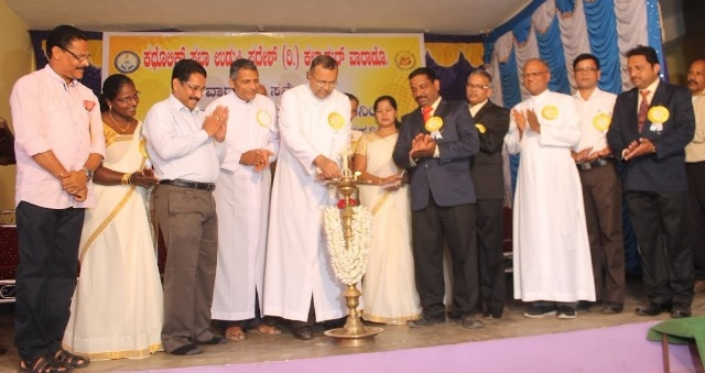 Catholic Sabha Kallianpur Deanery Convention and Silver Jubilee celebration of Pethri unit held at Pethri
