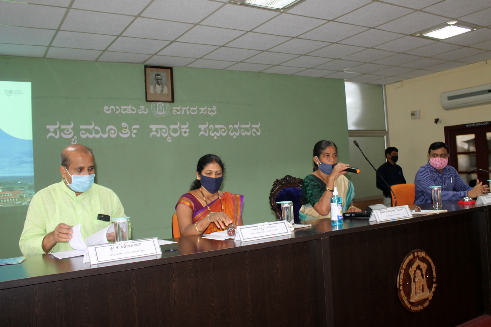 The plan to establish Udupi Smart City under way- Raghupathy Bhat MLA