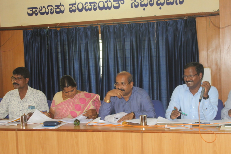 Need to solve problems in relate to pension at the earliest - Raghupathy Bhat MLA