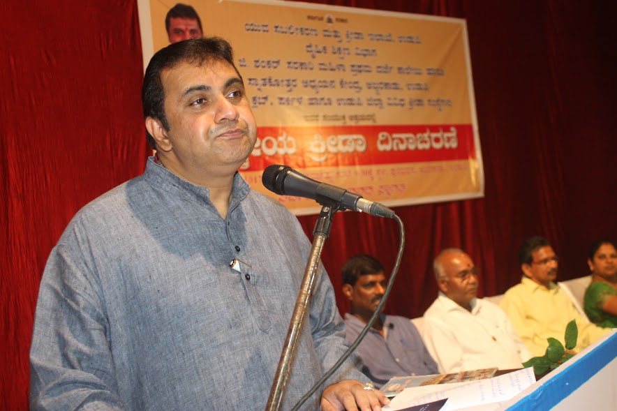 Sports Science Center at the cost of Rs 2 crores to be established at Udupi - Pramod Madhwaraj