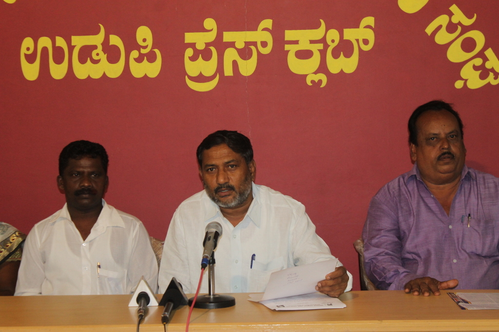 Republican Party of India candidate contest in Udupi Legislative Assembly seat - R. Mohan Raj, State President