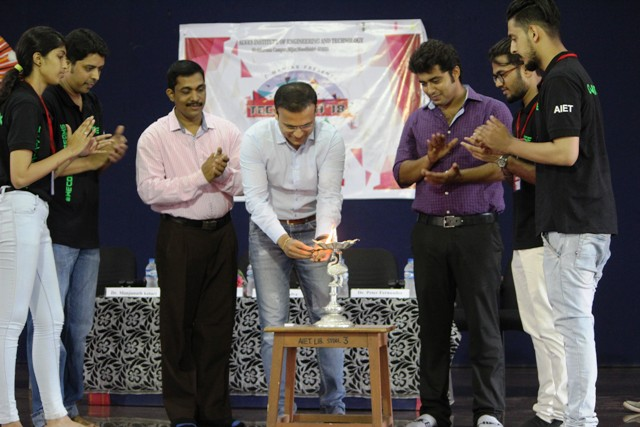 Intercollegiate Technical Fest held at Alva's
