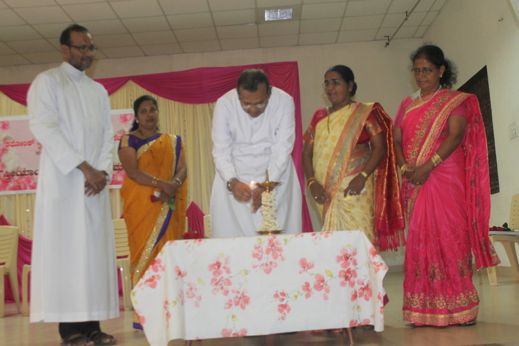 Women of Kallianpur Deanery celebrates