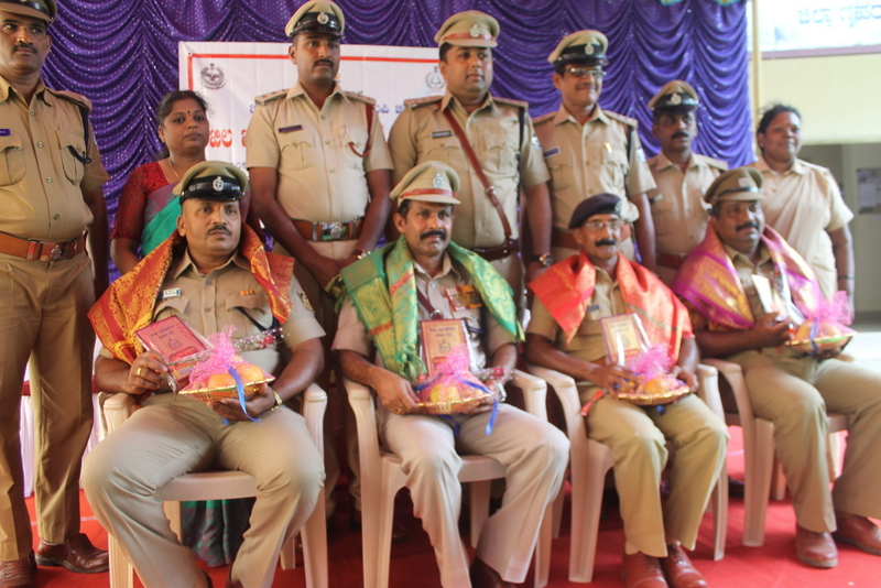 Home Guards maintaining disciplined services with honesty for the society - Vasanth Kumar