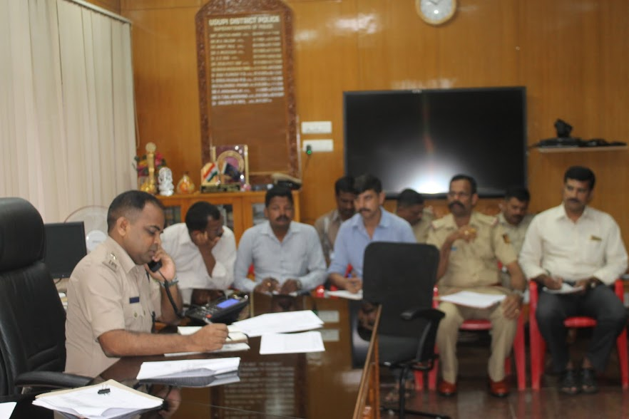 Discussion with DC held to take action on illegal Matka business kingpins in the district - Dr. Sanjeev Patil, SP