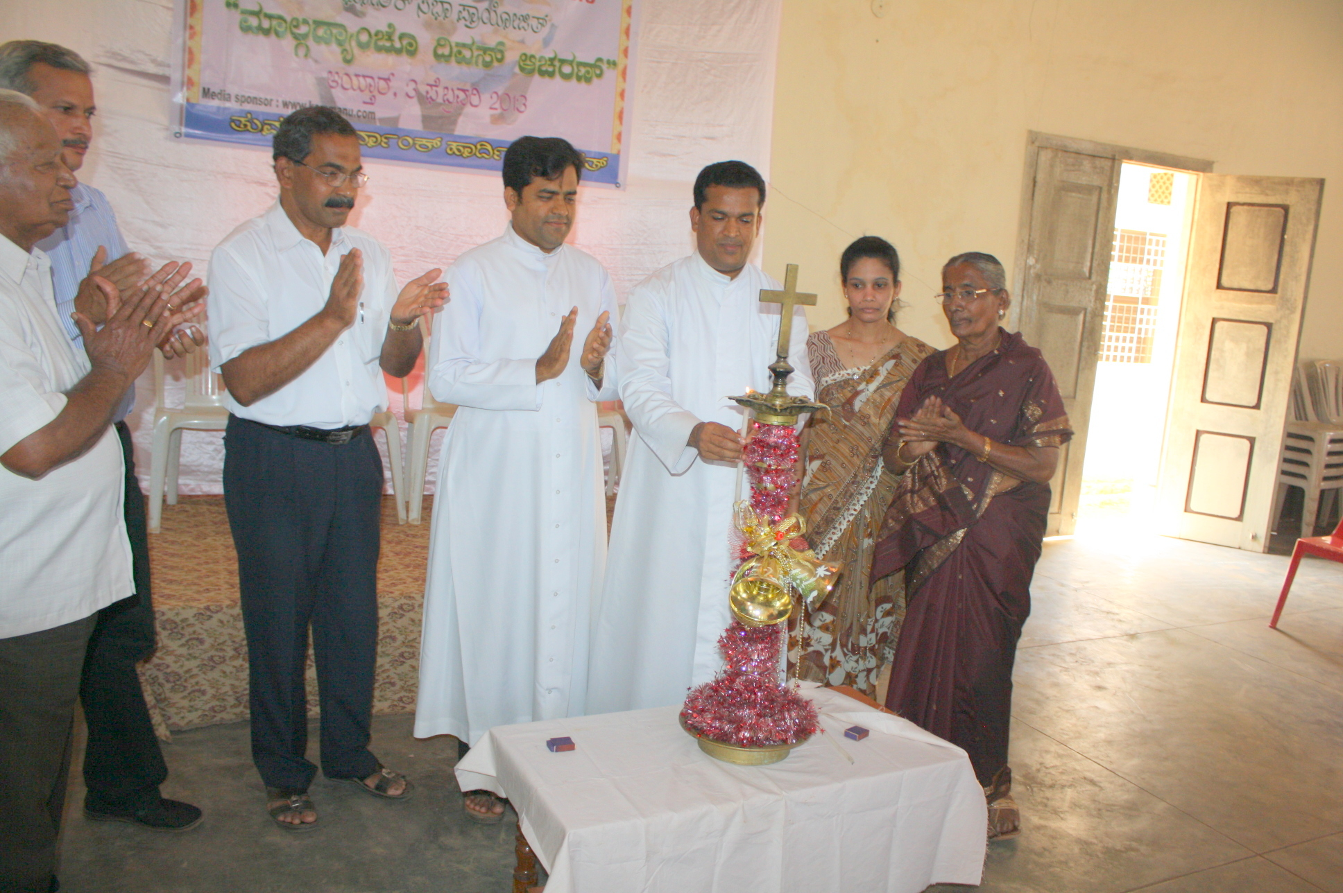Elders Day celebrated at Kemmannu Church