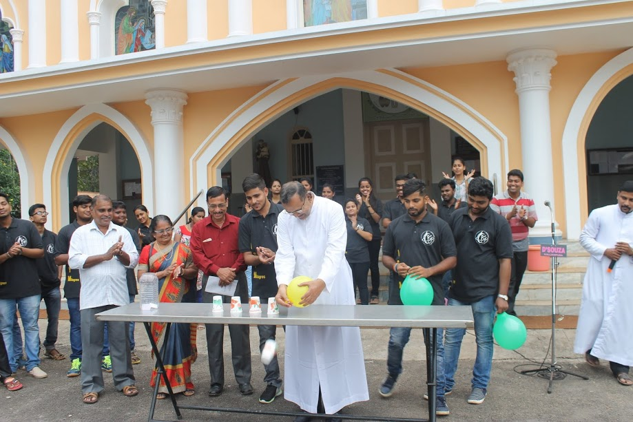 Milagres Cathedral organizes lucky games on the occasion of Parish Day on 3rd December