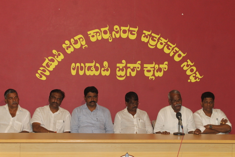 Role of five legislators of Udupi district to chose district in-charge minister suspicious - Billava Parishad
