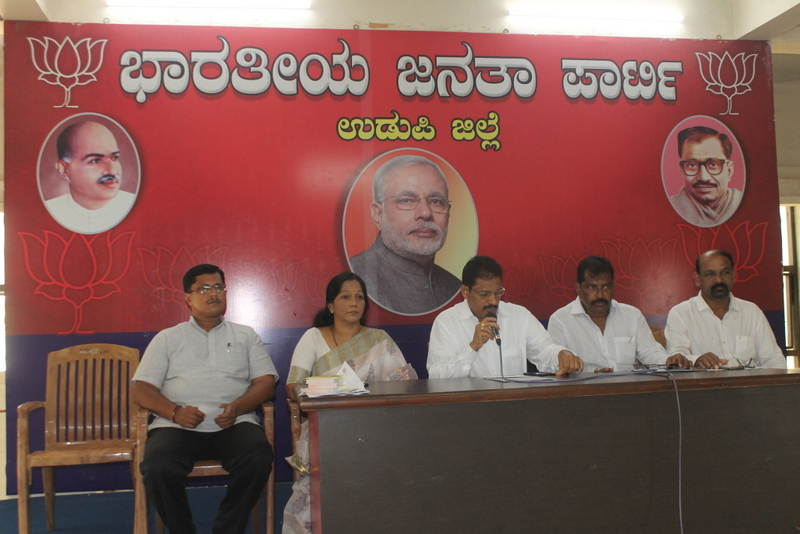 Action will be taken on Billava community leaders if they violates the principles of BJP - Mattar Rathnakar Hegde