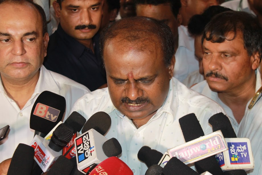 Both Central and State Governments failed to deliver - H. D. Kumaraswamy former chief minister