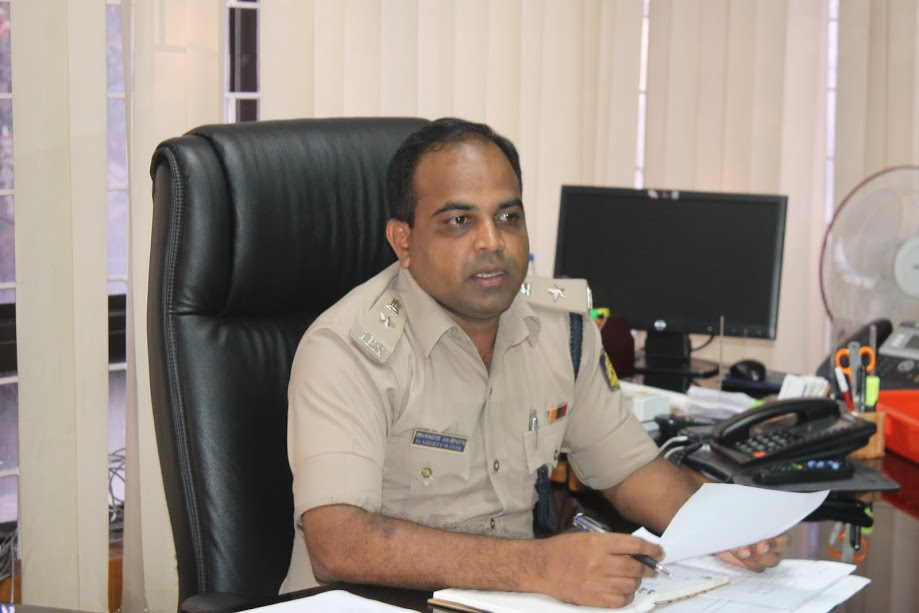 Police made adequate security arrangements for Dharma Sansad - Dr. Sanjeev M Patil, SP