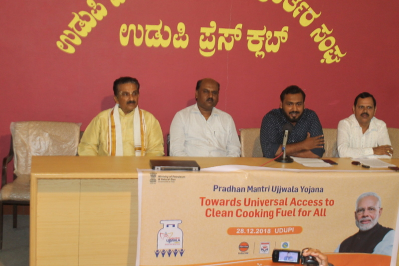 Over 18,000 free LPG connections issued in Udupi district under PMUY scheme
