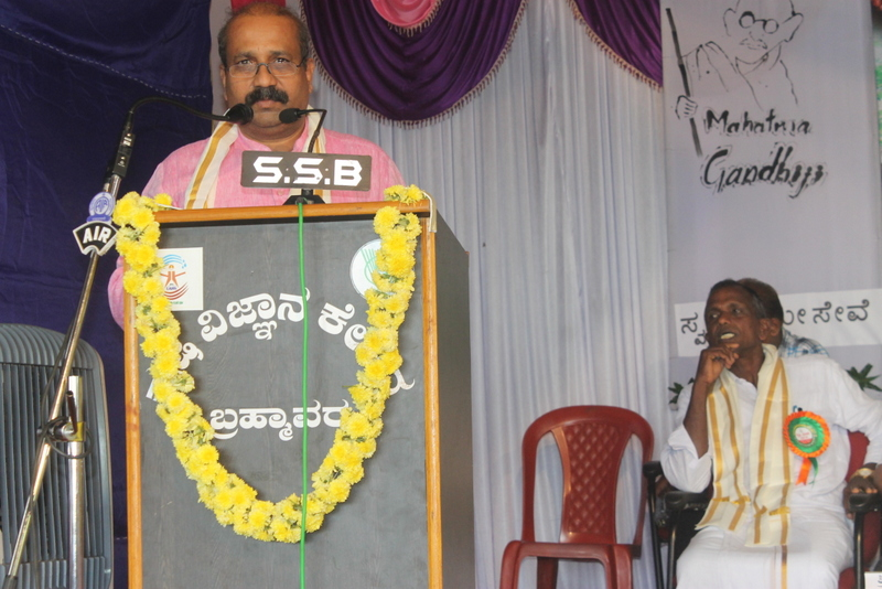 Our main objectives to revival of Brahmavar Sugar Factory for farmers - Raghupathy Bhat