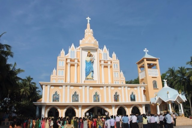 The annual Fest of Milagres Cathedral to be celebrated on 22nd and 23rd January, 2019