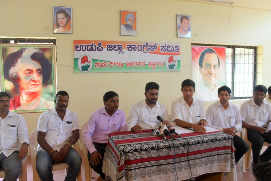Udupi District Youth Congress target to win all five assembly seats in district - Vishwas Shetty