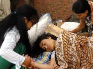 A decade-long fight:  On November 4, Irom Chanu Sharmila will be completing ten years on hunger strike