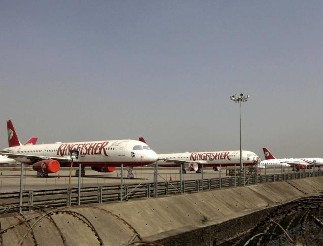 DGCA suspends Kingfisher's flying licence