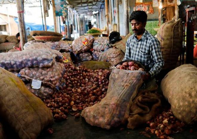 Retail inflation inches up to 4.87% in May on costlier food items