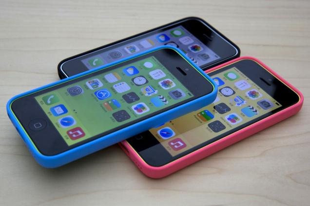 iPhone 5c now available for 97 cents
