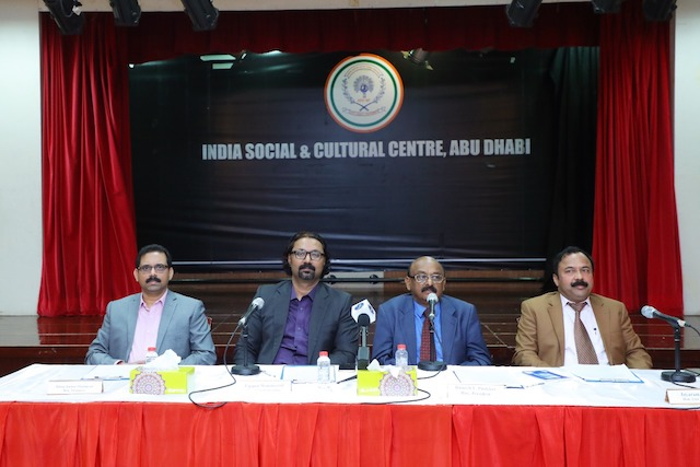 INDIA SOCIAL & CULTURAL CENTRE'S 51ST ANNIVERSARY TO MARK 'YEAR OF ZAYED'