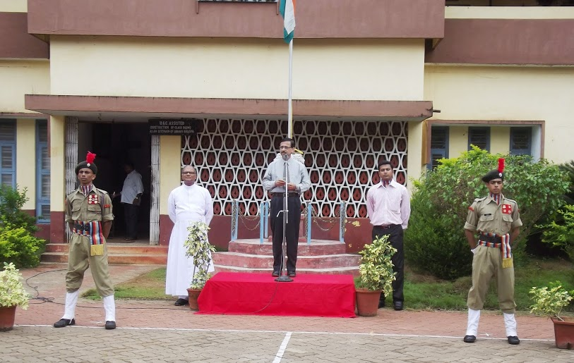 67th Indepence Day Celebrations at Milagres Institutions