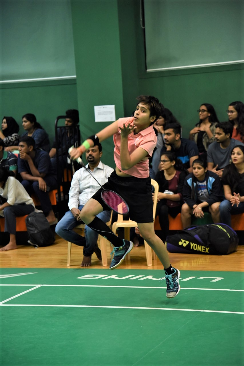Jain, SRM, Calicut and Andhra shuttlers in semis in South Zone inter Varsity Badminton Tournament