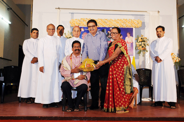 """Passport"" a family oriented Konkani movie released by Most Rev. Dr. Gerald Isaac Lobo"
