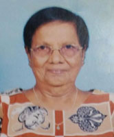 Obituary:  Geniview Furtado (86), Santhekatte, Kallianpur