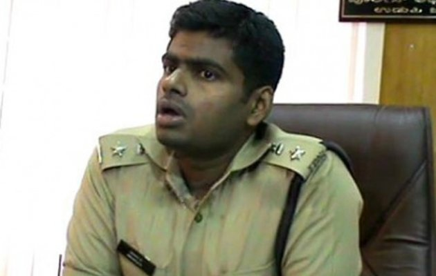 Chikkamagaluru SP Annamalai to Control Situation in Violence Hit Regions of Dakshina Kannada