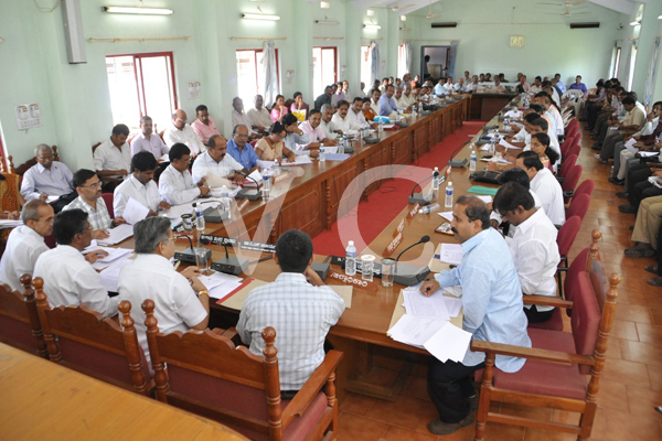 Udupi KDP meet Held, Plan of action discussed