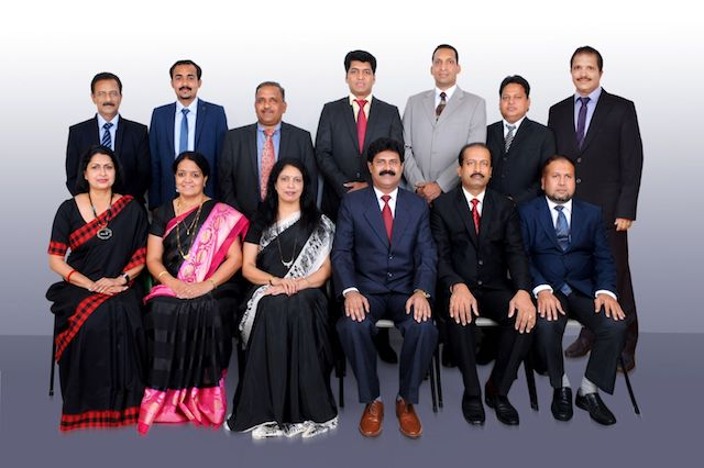 Maiden Executive Committee for Newfound 'Karnataka NRI Forum – Bahrain'
