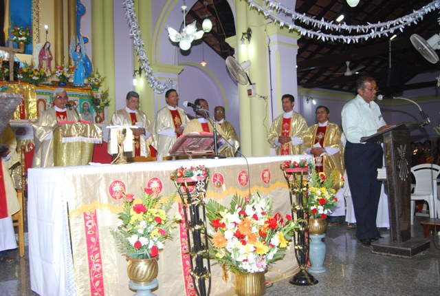 Parish feast celebrations at St Theresa Church - Photo Album