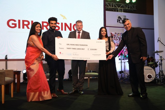 GJEPC's CSR initiative 'Jewellers for Hope' charity dinner presented in association with De Beers donates Rs 1 crore
