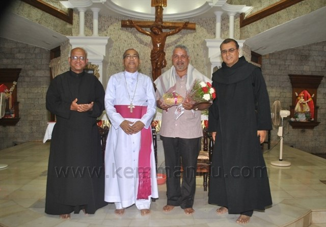 Carmelites from Mangalore region celebrated the anniversary of CARMEL KIRAN