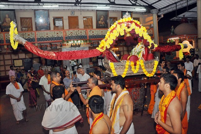 Ugadi Celebrated at Sri Laxmi Venkatesha Temple, Udupi