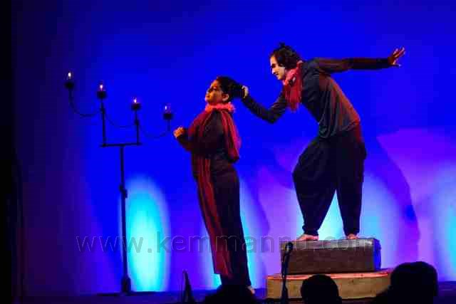 Mandd Sobhann's 186th Monthly Theatre was presented on June 4, 2017, at Kalaangann.