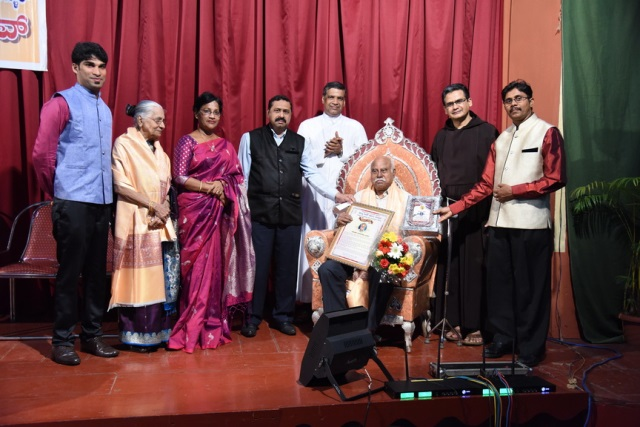 Konkani Natak Sabha celebrates annual day, senior artists felicitated.