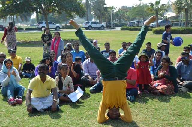 Abu Dhabi: Over 300 Kannadigas partake in Winter Picnic organized by Karnataka Sangha