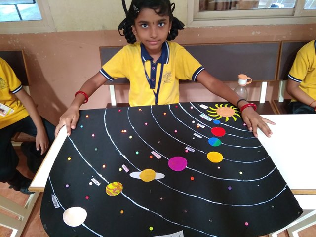 SCIENCE EXHIBITION AT ANANDATHIRTHA VIDYALAYA