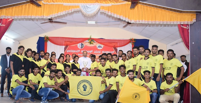 Leon Loyd Saldanha, Bendur elected as the President of ICYM Mangalore Diocese