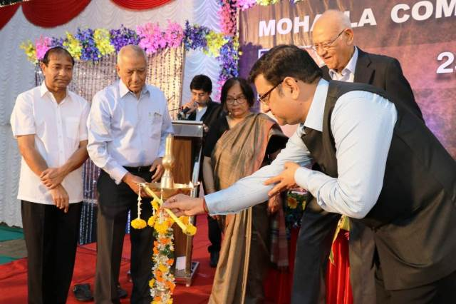 25th Anniversary of Mohalla Committee celebrated with enthusiasm in Mumbai