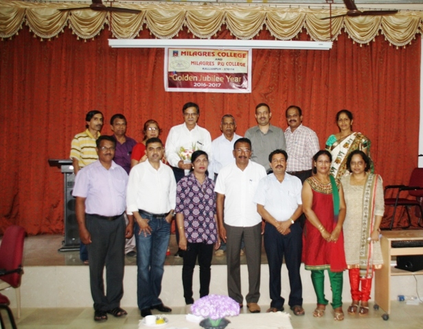 Reunion of Kallianpur Milagres Students of 85-86 Batch.
